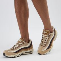 Nike Air Max '95 Premium Shoe Brown