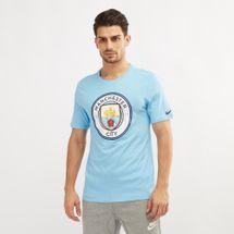 Nike Manchester City FC Crest T-Shirt
