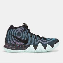 Nike Kyrie 4 Basketball Shoe - Blue, 1241059