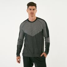 Nike Men's Sportswear Tech Pack Knit Long Sleeved T-Shirt
