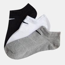 Nike Performance Lightweight No-Show Socks (3 Pair)