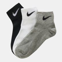 Nike Lightweight Quarter Socks (3-Pack)