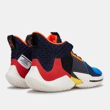 حذاء كرة السلة واي نت زيرو 2 من جوردن للرجال, 1552385