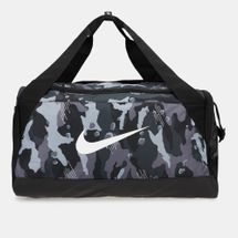 Nike Brasilia Duffel Small All Over Print Bag
