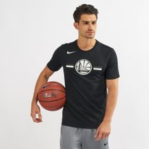 Nike NBA Golden State Warriors Essential Logo T-Shirt