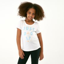 Nike Kids' Sportswear Just Do It T-Shirt (Older Kids)