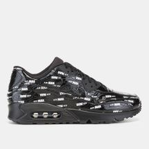 Nike Air Max 90 Premium Shoe Black