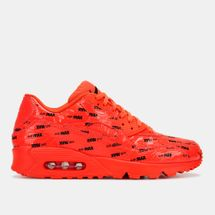 Nike Air Max 90 Premium Shoe Red