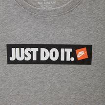 Nike Kids' Sportswear Bumper Sticker Just Do It T-Shirt (Older Kids), 1200832