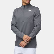 Nike Golf AeroReact Half-Zip Long Sleeve T-Shirt