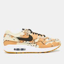 Nike Air Max 1 Premium Shoe Yellow