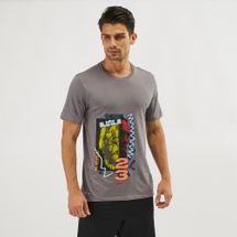 Nike LeBron Dri-FIT Basketball T-Shirt Grey