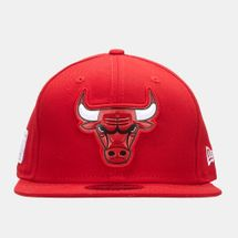 New Era NBA Chicago Bulls Logo Weld 9FIFTY Snapback Cap