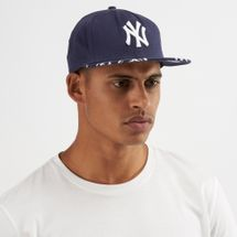 New Era MLB New York Yankees 9FIFTY Visor Print Cap