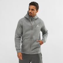 Jordan Jumpman Air Full-Zip Fleece Hoodie