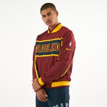 Nike Men's NBA Cleveland Cavaliers Courtside Jacket