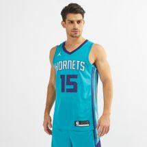Nike NBA Charlotte Hornets Kemba Walker Swingman Jersey