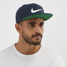 Nike Swoosh Pro Cap - Blue, 1249766