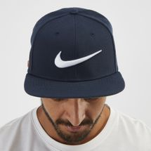 Nike Swoosh Pro Cap - Blue, 1249768