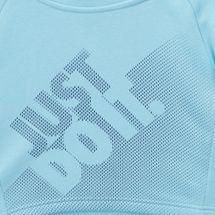 Nike Kids' Sportswear Cropped Pullover Hoodie, 1208588