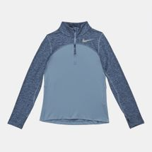 Nike Kids' Dri-FIT Element Half-Zip Running Top (Older Kids), 1283644