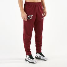 Nike Men's NBA Cleveland Cavaliers Spotlight Joggers Red