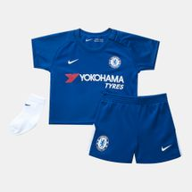 Nike Kids' FC Chelsea Home Football Kit