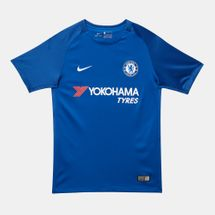 Nike Kids' Chelsea FC Home Football Jersey - 2017/18