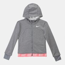 Nike Kids' Dri-FIT Full Zip Training Hoodie
