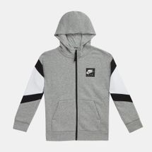 Nike Kids' Air Full-Zip Hoodie
