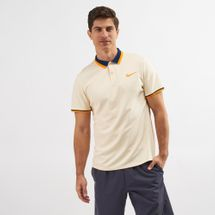 Nike Court Advantage Tennis Classic Polo T-Shirt