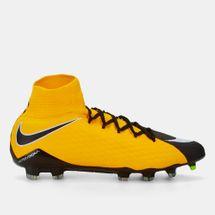 حذاء كرة القدم هايبرفينوم فاتال 3 دايناميك فت لملاعب العشب الطبيعي من نايك
