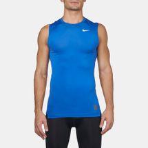Nike Pro Core 2.0 Compression Vest Blue