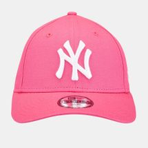 New Era Kids' MLB League Basic New York Yankees 9FORTY Cap