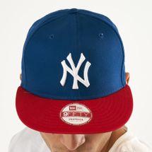 New Era Men's MLB New York Yankees 9 FIFTY Cap, 1603591