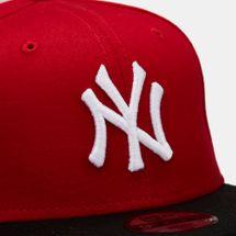New Era Kids' MLB New York Yankees 9 FIFTY Cap (Older Kids) - Red, 1581837