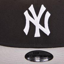 New Era Kids' MLB New York Cotton Block 9FIFTY Cap - Black, 1385995