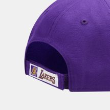 New Era Men's NBA Los Angeles Lakers 9Forty Adjustable Cap - Purple, 1581965