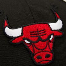 New Era Men's NBA The League Chicago Bulls 9FORTY Cap - Black, 1581936