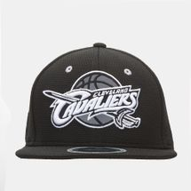 New Era NBA Cleveland Cavaliers Reflective Pack 9FIFTY Snapback Cap Black