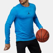 Jordan Flight Long Sleeve Basketball Top