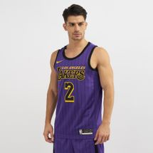 Nike NBA Los Angeles Lakers Swingman City Edition Jersey 2018