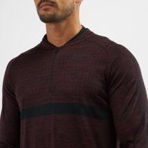 Nike Golf Dri-FIT Half-Zip T-Shirt, 1403380