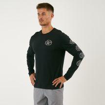 Nike Men's Dri-FIT Nathan Bell Long Sleeved Running T-Shirt