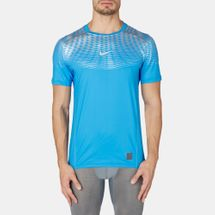 Nike Hypercool Max Fitted Short Sleeve T-Shirt, 303514