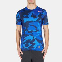 Nike Hypercool Fitted AOP T-Shirt, 161878