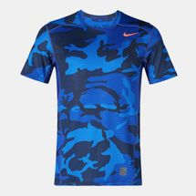 Nike Hypercool Fitted AOP T-Shirt, 161881