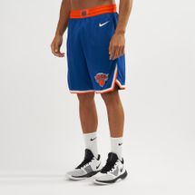 Nike NBA New York Knicks Icon Edition Swingman Shorts - 2018