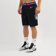 Nike NBA Miami Heat Swingman City Edition Shorts - 2018