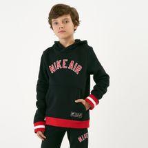 Nike Kids' Air Essential Fleece Hoodie (Older Kids)